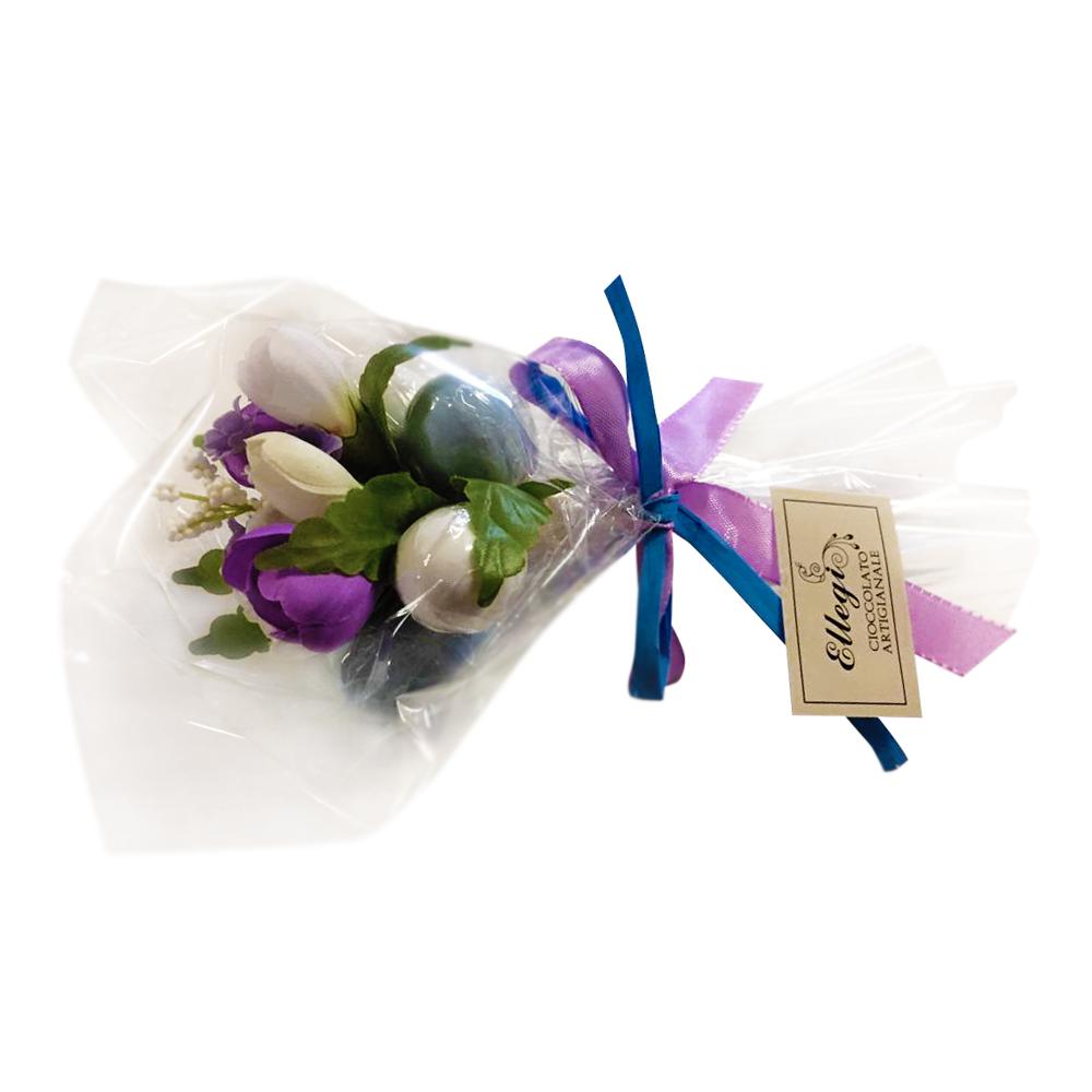 Ovetti Pasquali con fiori