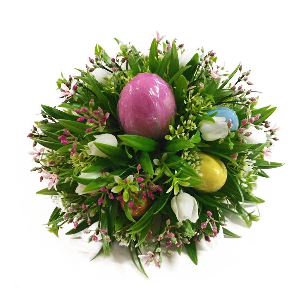 Bouquet Pasquale con ovetti artigianali