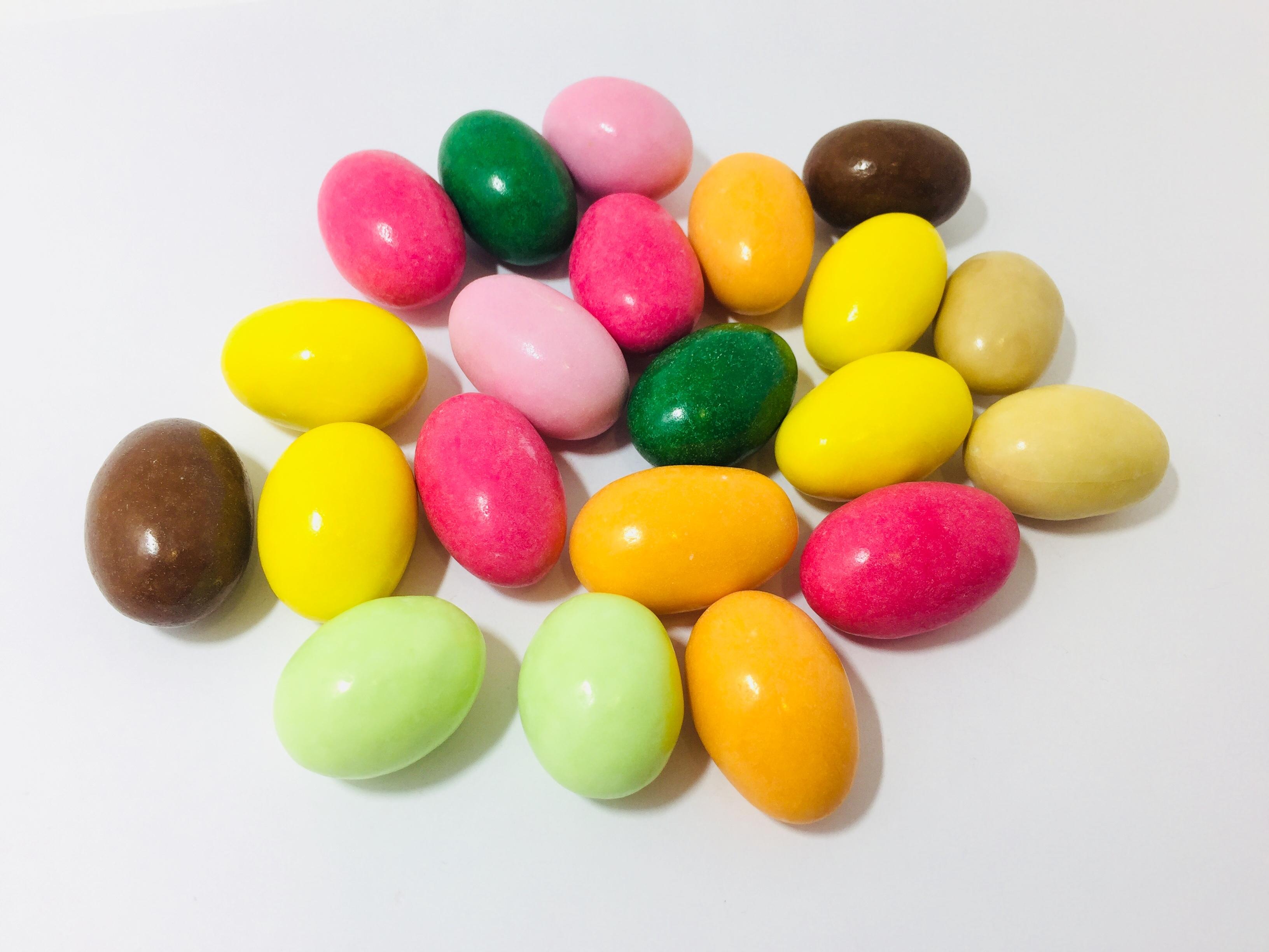 Confetti Aromatizzati MIX COLORATO con mandorla e cioccolato
