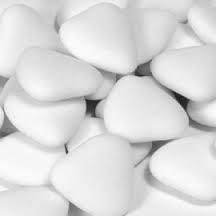 Cuoricini Cioccolato bianchi