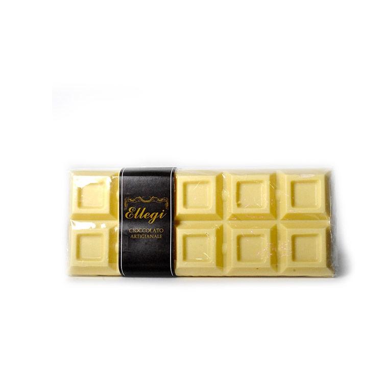 Tavoletta di cioccolato ARTIGIANALE da gr.400 fondente, latte o bianco