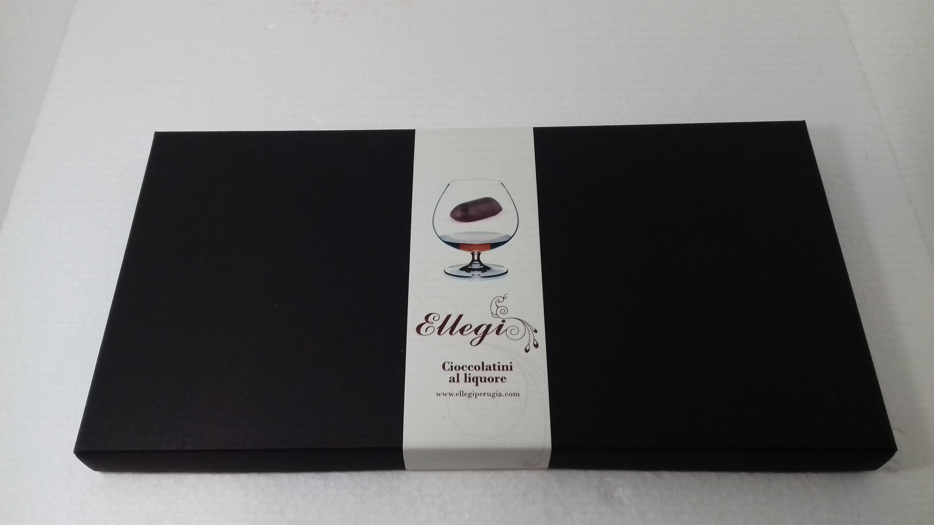 scatola rettangolare cioccolatini al liquore grande