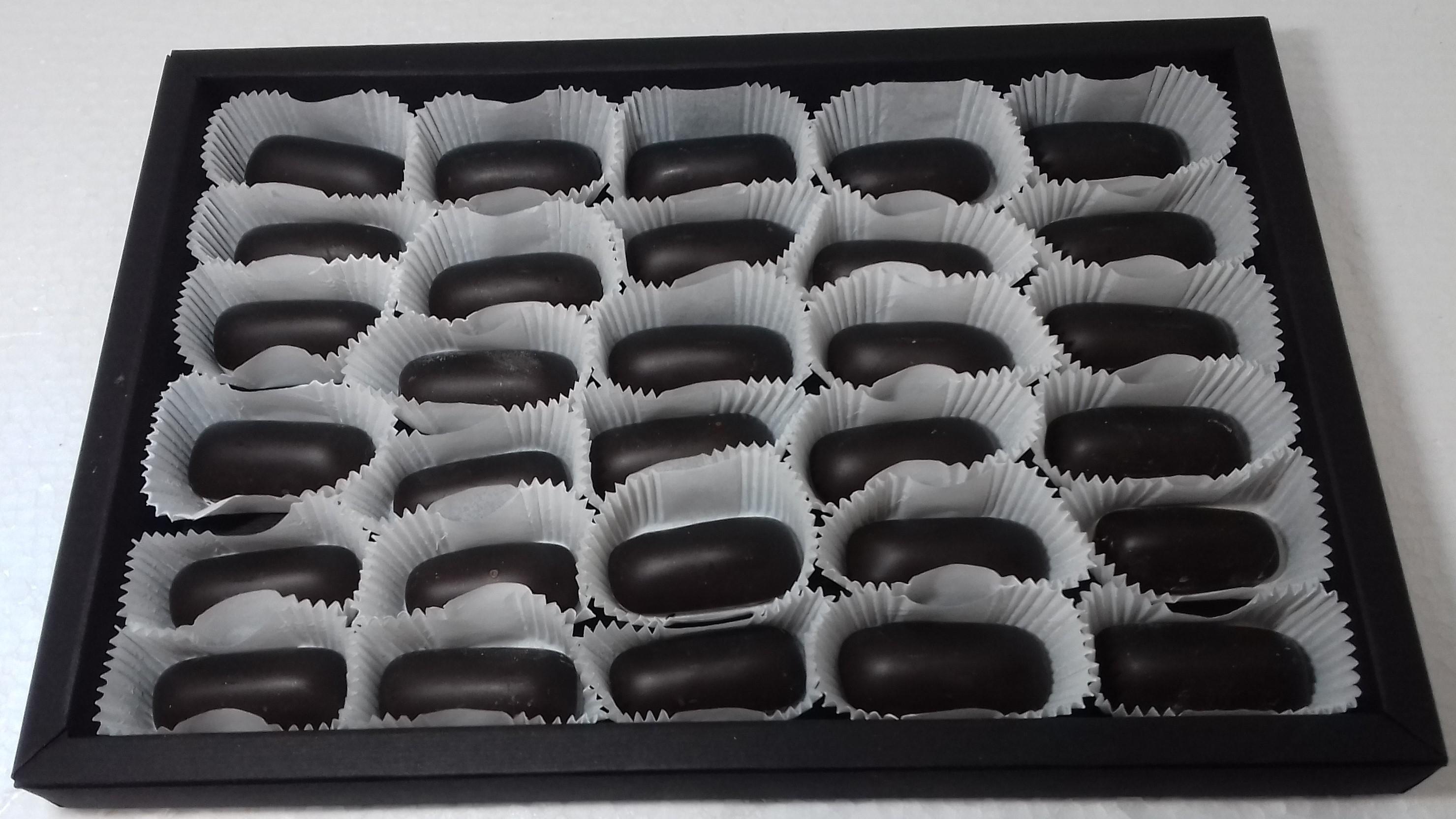 scatola rettangolare cioccolatini al liquore maxi