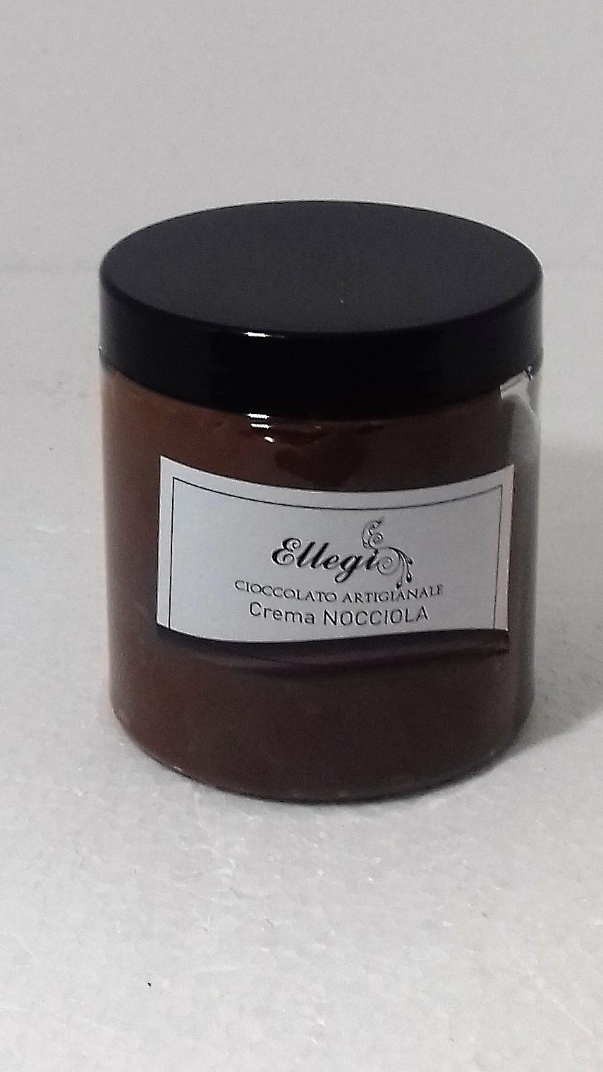 Crema spalmabile alla nocciola ARTIGIANALE da gr.600 new packaging