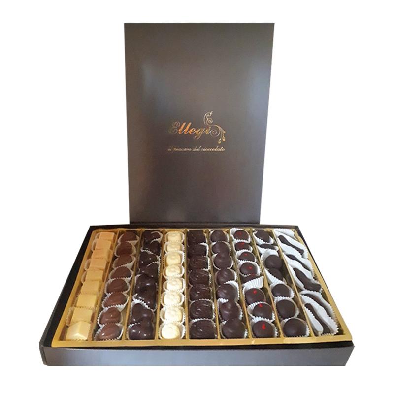 Confenzione Cioccolatini misti artigianali