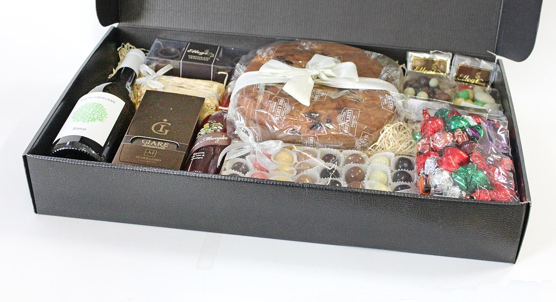 Strenna natalizia maxi – Cioccolato ARTIGIANALE Ellegi
