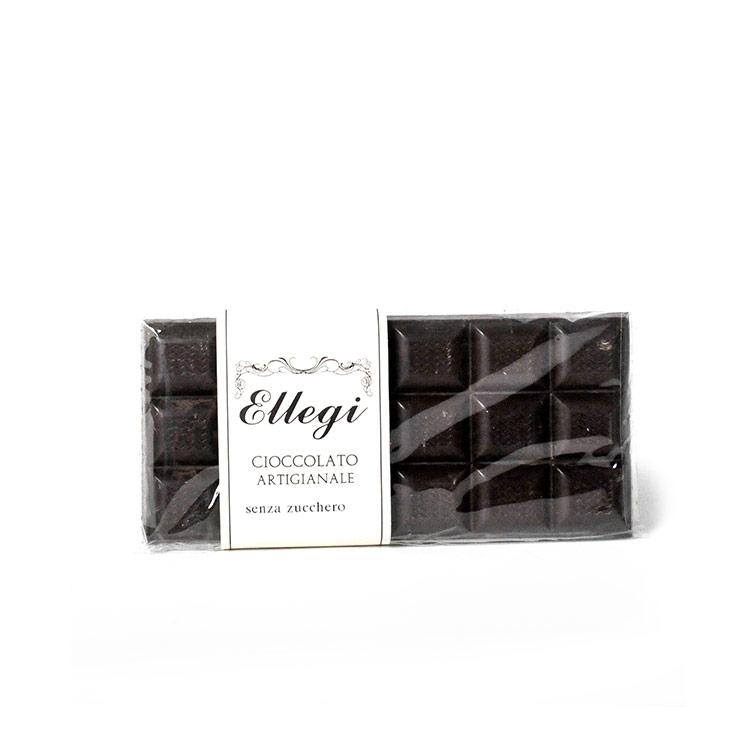 Tavoletta Cioccolato fondente artigianale 85% gr. 100